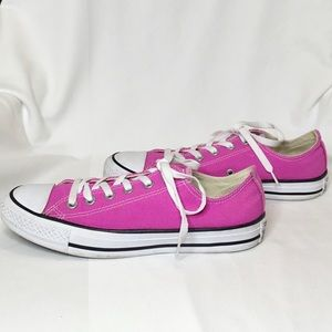 Converse Chuck Taylor Low Pink 8 1/2